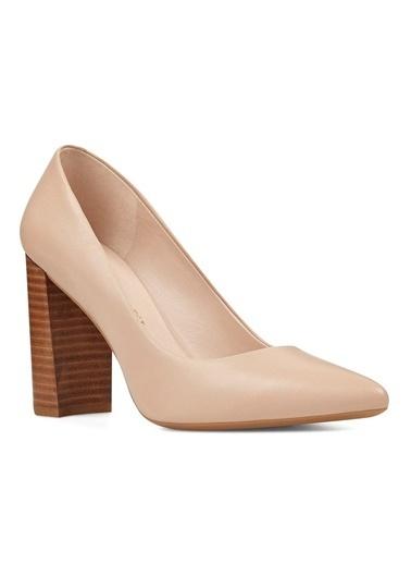 Nine West Yüksek Topuklu Ayakkabı Ten